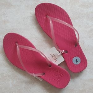 Reef Escape flip flop sandals
